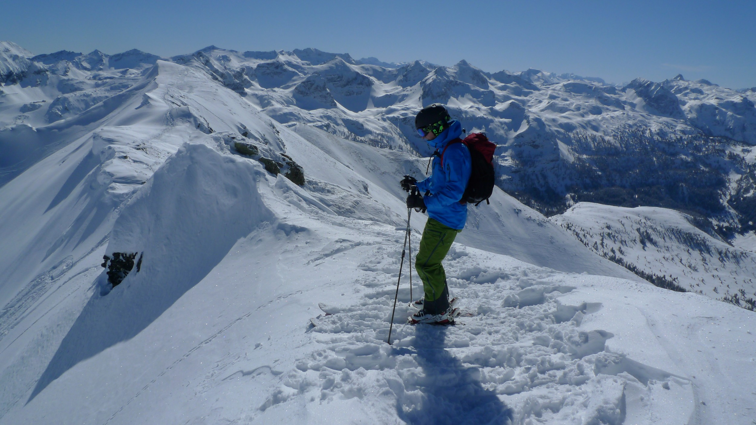 Ski Touring/Splitboarding course - beginners