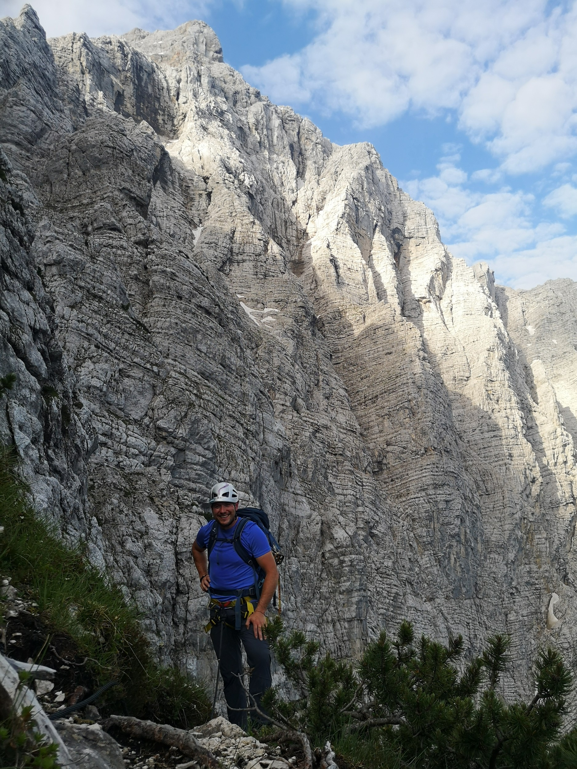 Triglav North Face