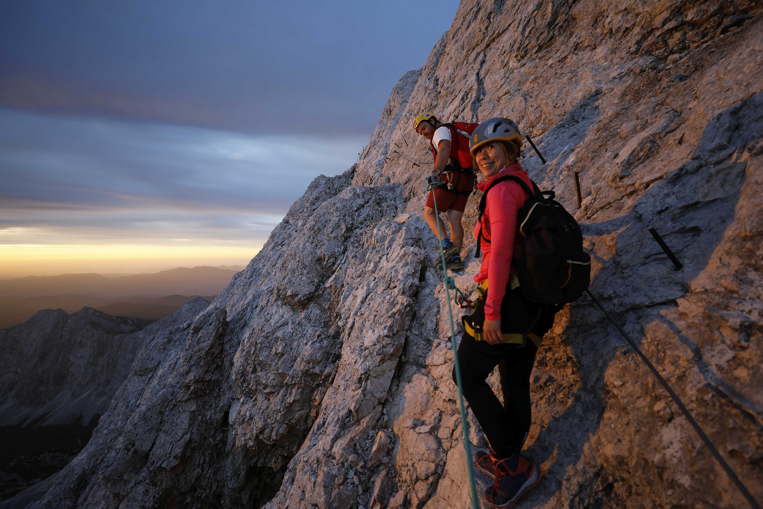 Via Ferrata courses - beginners to experts